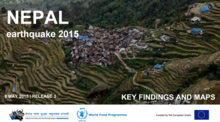 Nepal earthquake – rapid validation assessment – release 3 (8 May 2015)