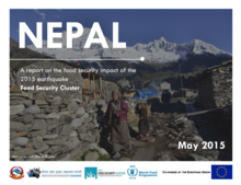 Nepal earthquake – in-depth household assessment (30 May 2015)