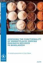 Bangladesh - Assessing the Functionality of Marketplaces Serving Rohingya Refugees in Bangladesh, July 2020