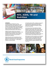 2013 -  HIV, AIDS, TB and Nutrition