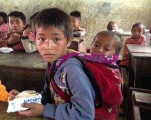 WFP Myanmar Operational Report - Release #1 / 2017