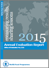 Annual Evaluation Report 2015