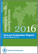 Annual Evaluation Report 2016