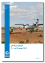WFP Aviation Annual Review - 2017