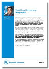 2017   -  Chief of Staff, Rehan Asad - Biography