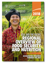 2018 - Asia and the Pacific Regional Overview of Food Security and Nutrition