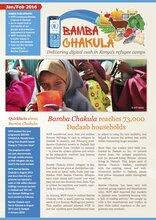 Bamba Chakula reaches 73,000 Dadaab households (Bamba Chakula Update: Jan-Feb 2016)