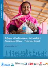 Bangladesh - Rohingya Emergency Vulnerability Assessment (REVA), December 2017