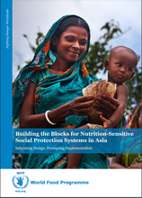 Building the Blocks for Nutrition-Sensitive Social Protection Systems in Asia: Informing Design, Prompting Implementation