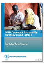 2014-2017 - WFP Corporate Partnership Strategy