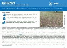 Burundi - mVAM Monitoring