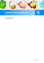 Zimbabwe - Integrated Context Analysis (ICA), October 2014