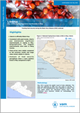 Liberia - mVAM Bulletin #19: Coping improves significantly in May, May 2015