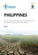 El Nino in the Philippines 2016