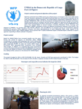 Fact sheet : UNHAS in the Democratic Republic of Congo