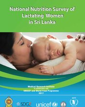 National Nutrition and Micronutrient Survey of Pregnant Women in Sri Lanka