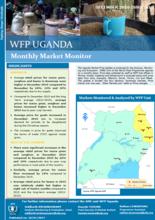 Uganda - Monthly Market Monitor, 2016