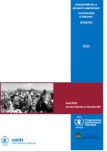 Haiti - Evaluation de Sécurité Alimentaire en Situation d'Urgence (ESASU), April 2016