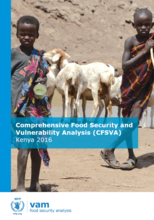 Kenya - Comprehensive Food Security and Vulnerability Analysis (CFSVA), June 2016