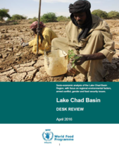 Lake Chad Basin - Desk Review: Socio-economic analysis of the Lake Chad Basin Region, with focus on regional environmental factors, armed conflict, gender and food security issues, April 2016