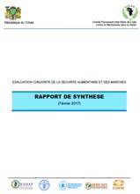 République du Tchad - Evaluation conjointe de la securite alimentaire et des marches, Fevrier 2017