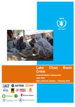 Lake Chad Basin Crisis - Regional Market Assessment, June 2016