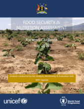 Uganda - Karamoja: Food Security and Nutrition Assessment, July 2016