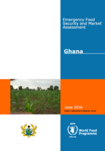 Ghana - Emergency Food Security and Market Assessment, June 2016