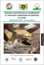 Niger - Enquete conjointe sur la vulnerabilite a l'insecurite alimentaire des menages, March 2016