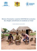 Tchad - Mission d'évaluation conjointe HCR/PAM de la situation des réfugiés centrafricains et soudanais au Tchad, November 2016
