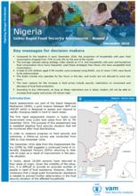 Nigeria - Gubio: Rapid Food Security Assessment, December 2016