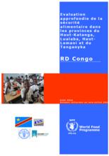 République Démocratique du Congo - Evaluation approfondie de la sécurité alimentaire dans les provinces du Haut-Katanga, Lualaba, Haut-Lomani et du Tanganyka, Août 2016