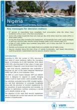 Nigeria - Magumeri: Rapid Food Security Assessment, December 2016