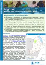 Nigeria - Monguno: Rapid Food Security Assessment, February 2017