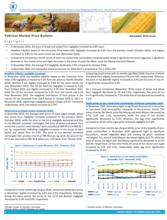 Pakistan - Market Price Bulletin, 2016