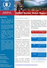 Yemen - Monthly Market Watch, 2016