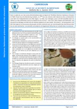 Cameroon - Suivi de la Securite Alimentaire, 2017