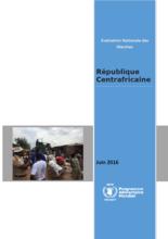 Central African Republic - Evaluation Nationale des Marches, June 2016