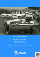 Collecting Prices for Food Security Programming: The how and why of price data collection at WFP, March 2017