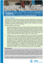 Tchad - Note d'information sur les prix des produits alimentaires, 2017