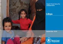 Libya - Rapid Food Security Assessment, September 2016