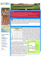 Liberia - Market Price Monitor, 2017