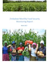 Zimbabwe - Monthly Food Security Monitoring, 2017