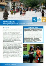Sri Lanka Emergency Flood & Drought Response