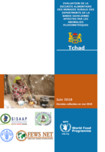 Republic of Chad: Emergency Food Security Assessment (EFSA) in Sahelian Departments Affected by Rainfall Anomalies, June 2018