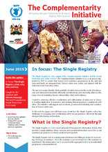 The Complementarity Initiative - In focus: The Single Registry (June 2015)
