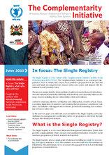 The Complementarity Initiative - In focus: The Single Registry (June 2015)