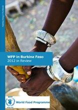 WFP Burkina Faso Annual Report 2012