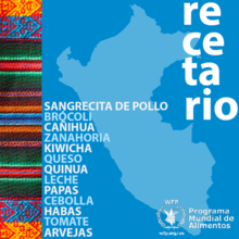 9 recetas sanas y saludables de Perú