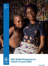WFP Global Response to COVID-19: June 2020